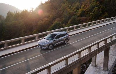 Ford Kuga: de beste brandstofzuinigheid in zijn segment