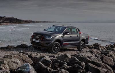De exclusieve nieuwe Ford Ranger Thunder!