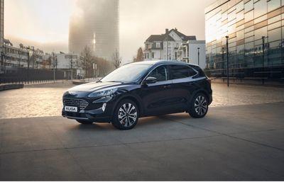 Nieuwe Kuga Full Hybrid SUV