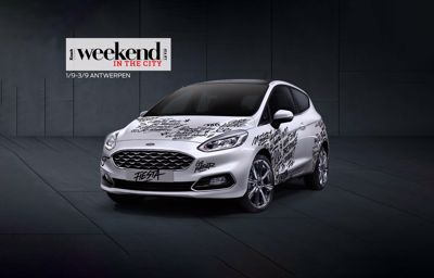 Weekend in the City – Ford Vignale