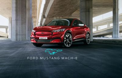 "Ford Mustang Mach-E: rijervaring ""Made in Belgium"""