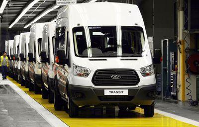 Marktleider Ford breidt productie bedrijfswagens verder uit