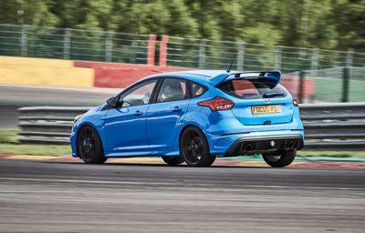 'Tame the Track' en win een Focus RS rijervaring