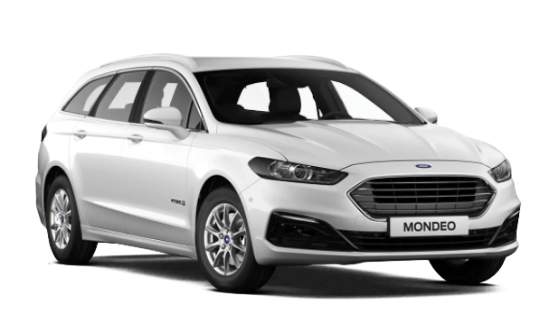 Ford Mondeo Virtuele Showroom