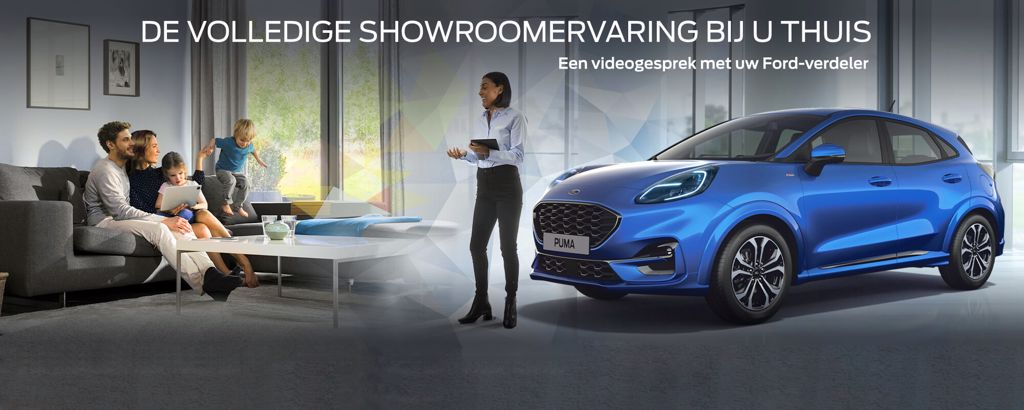 Videogesprek Ford