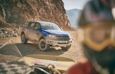 Ford dévoile le nouveau Ranger Raptor au Gamescom