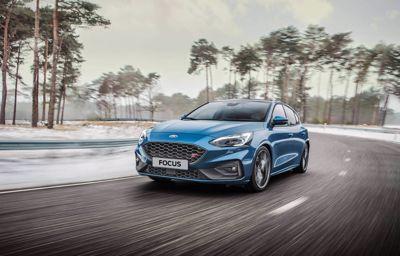 Ford dévoile la toute nouvelle Ford Focus ST