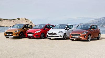 La Ford Fiesta Nouvelle Génération: prête pour les commandes !