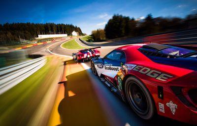 La Ford GT est prête pour les 6H de Spa-Francorchamps