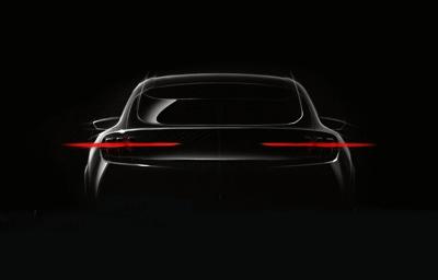 Ford dévoile le futur SUV 100% électrique
