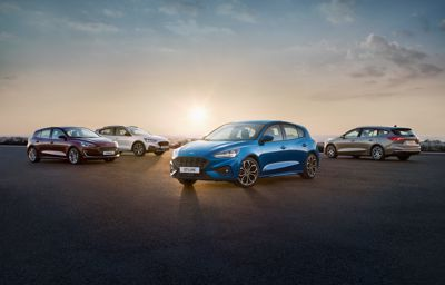 Ford dévoile la toute nouvelle Focus