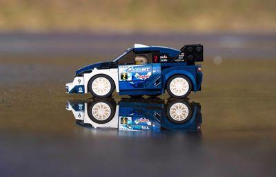 La M-Sport Ford Fiesta WRC, maintenant disponible en LEGO