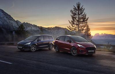 Ford S-Max et Galaxy désormais également en Full Hybrid