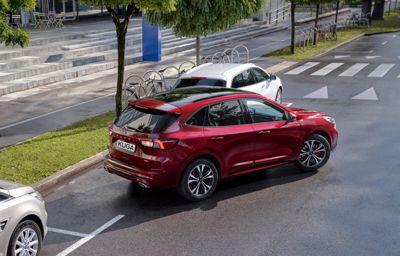 Ford Kuga PHEV le SUV électrique