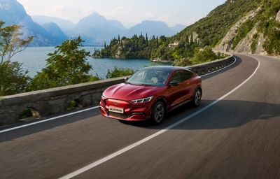 NOUVELLE FORD MUSTANG MACH-E