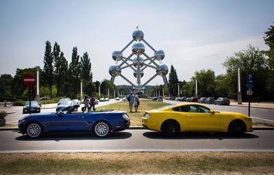 Ford Mustang voiture de sport la plus vendu dans le monde