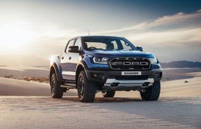 Le nouveau Ford Ranger Raptor « Bad-Ass » arrive en Europe !