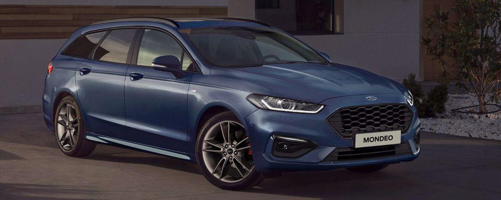 Ford Garantie standard