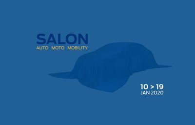 Ford Brussels Motor Show 2020