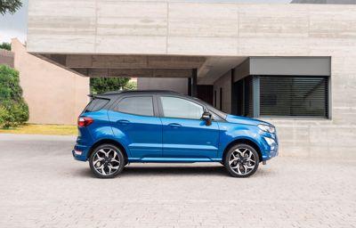 Nouveautés Ford au Salon de l'automobile de Francfort de 2017