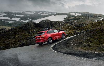 Le Ford Kuga se démarque dans le classement de conduite Euro NCAP