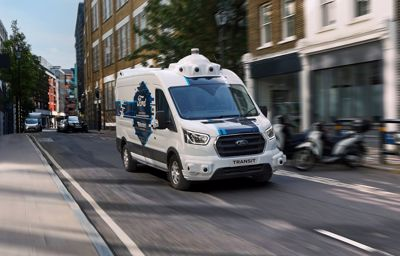 Ford et Hermes explorent l'avenir de la livraison à domicile