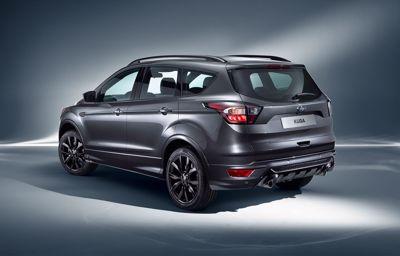 Le nouveau Ford Kuga au Salon