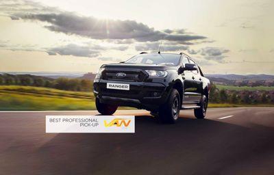 Ford Ranger parmi les Best Professional Pick-up - votez aussi