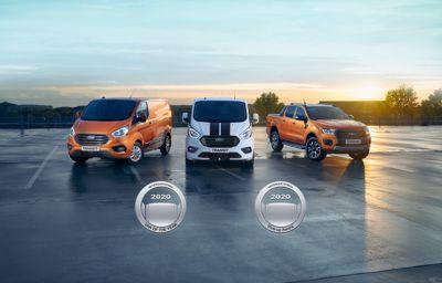 Double honneur pour Ford !