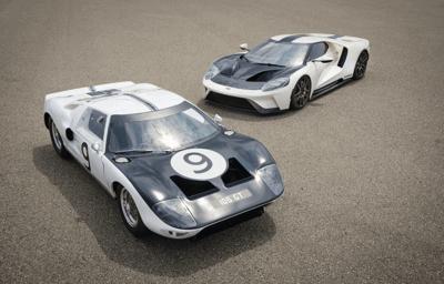 Une édition spéciale GT '64 Heritage