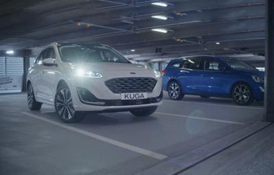 Ford fait passer le stationnement au niveau supérieur