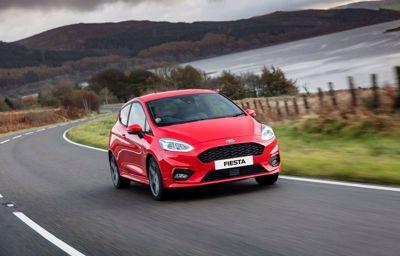 Ford augmente la production de la nouvelle Fiesta pour répondre à la demande