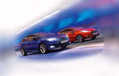 2 modèles Ford dans le Top 10 !