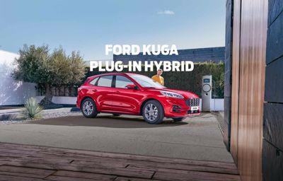 Der neue Ford Kuga Plug-in Hybrid