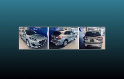 Vorführwagen des Monats: 2020 Ford Kuga Vignale