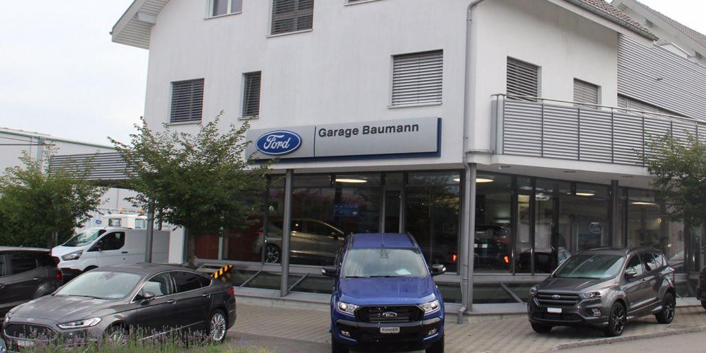 Garage Baumann Dienstleistungen