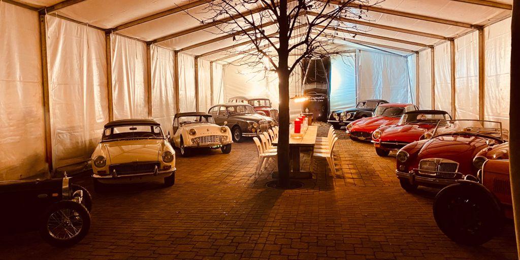 Baumann Classic Cars Ostschweiz