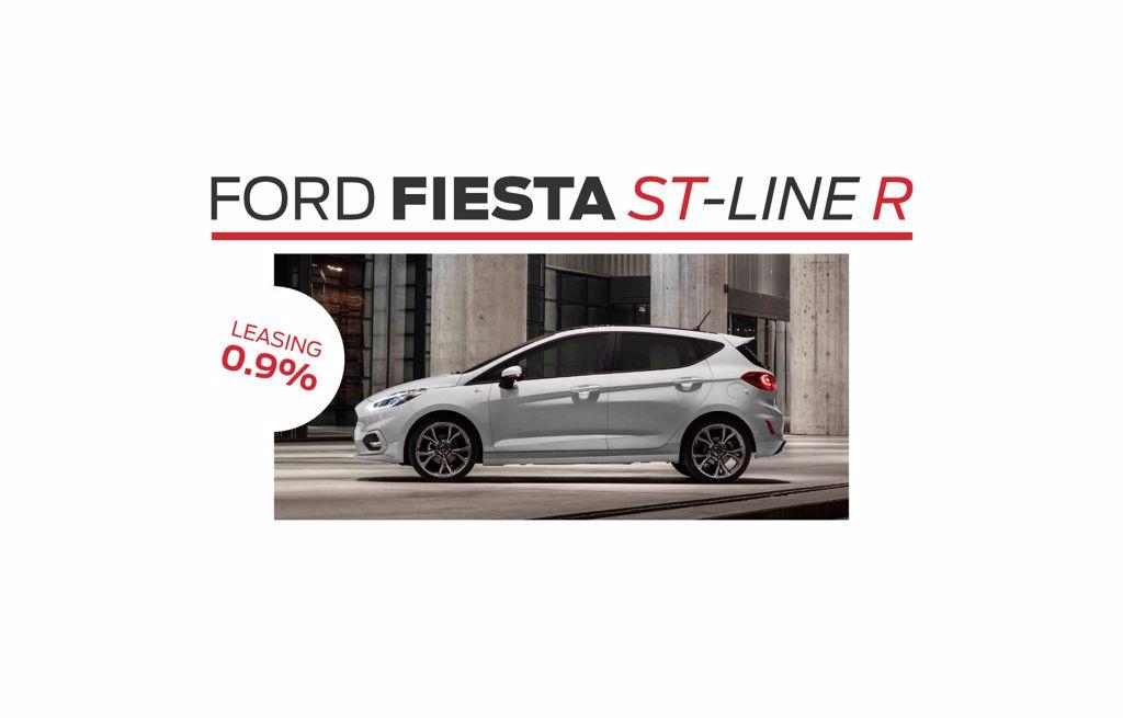 Ford Fiesta ST-Line R Garage Baumann Schwarzenbach bei Wil