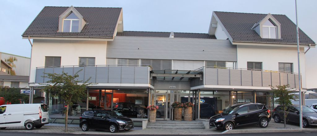 Garage Baumann Schwarzenbach Betrieb