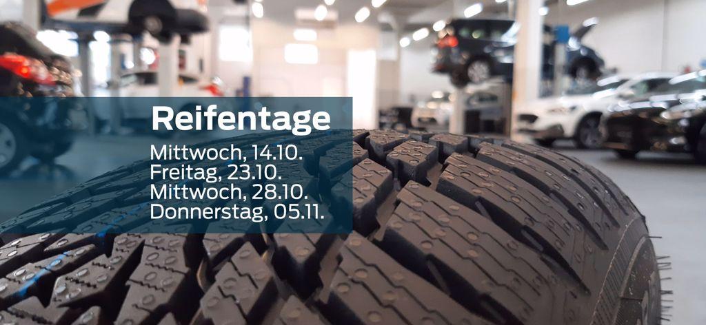Reifentage Garage Voney AG