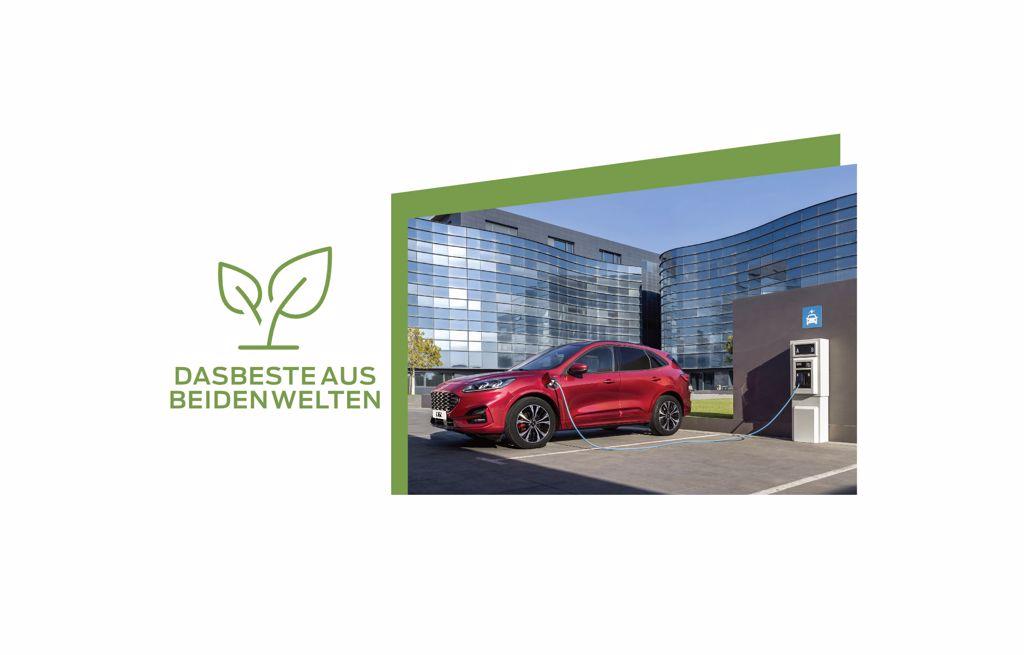 Der neue Ford Kuga Garage Voney Oberuzwil