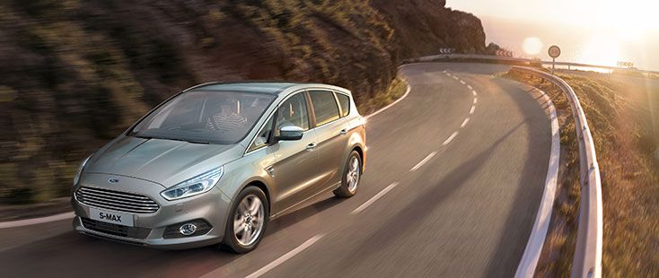 New Ford S-Max 4x4