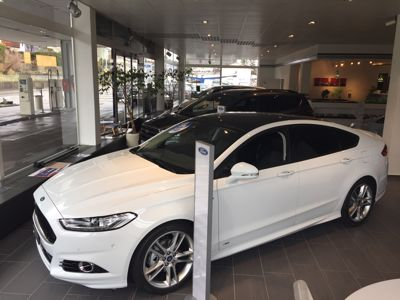 New Mondeo ST-Line 180 PS AWD