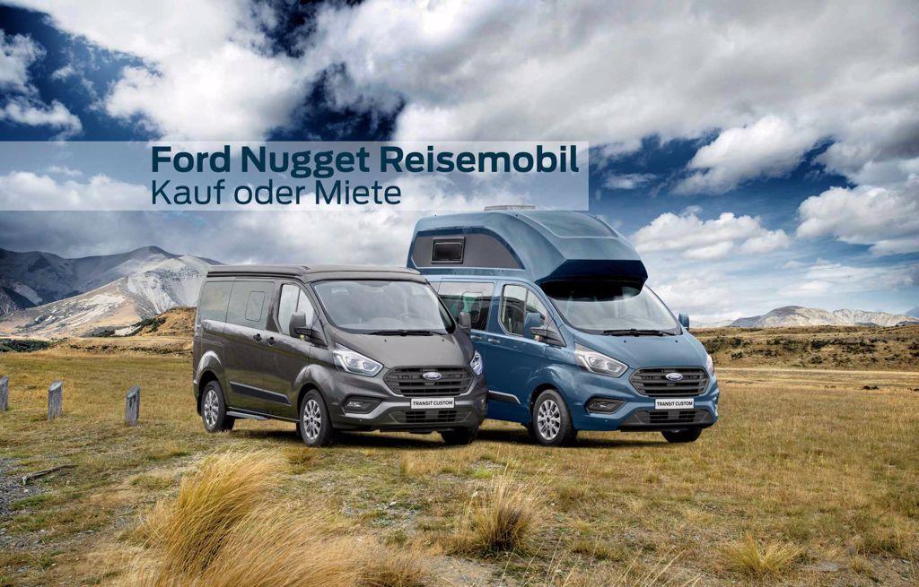 Ford Nugget Reisemobil