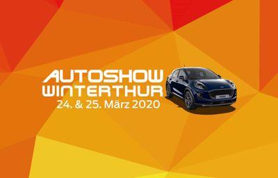 Autoshow Winterthur 24. & 25. März 2020