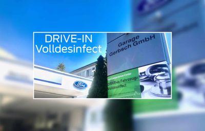 Jetzt Fahrzeug wirksam gegen Viren desinfizieren