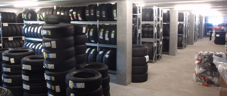 Pneulager | Garage Rütter Mühlau