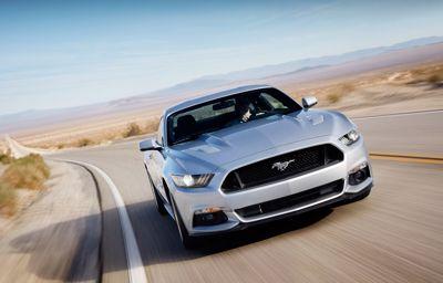 Ford Mustang - jetzt bestellen