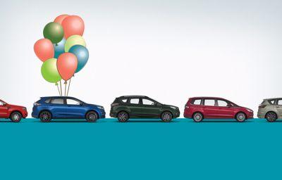 Das 6. Helbling-Fescht: Auto, Velo, Attraktionen bei H.R. Moor AG