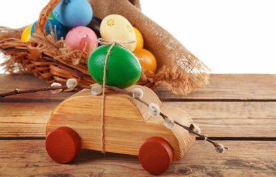 Unsere Öffnungszeiten zu Ostern